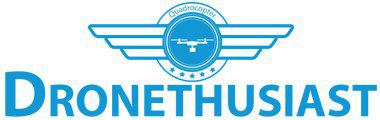 Dronethusiast Logo