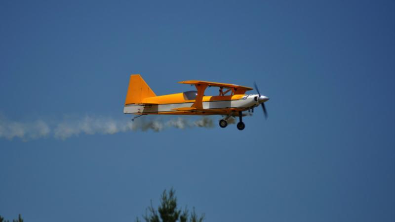 120 Ultimate Biplane