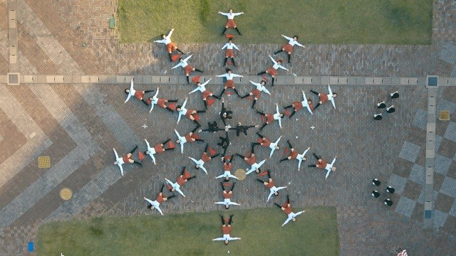 OK Go Music Video Completely Filmed Using a Drone