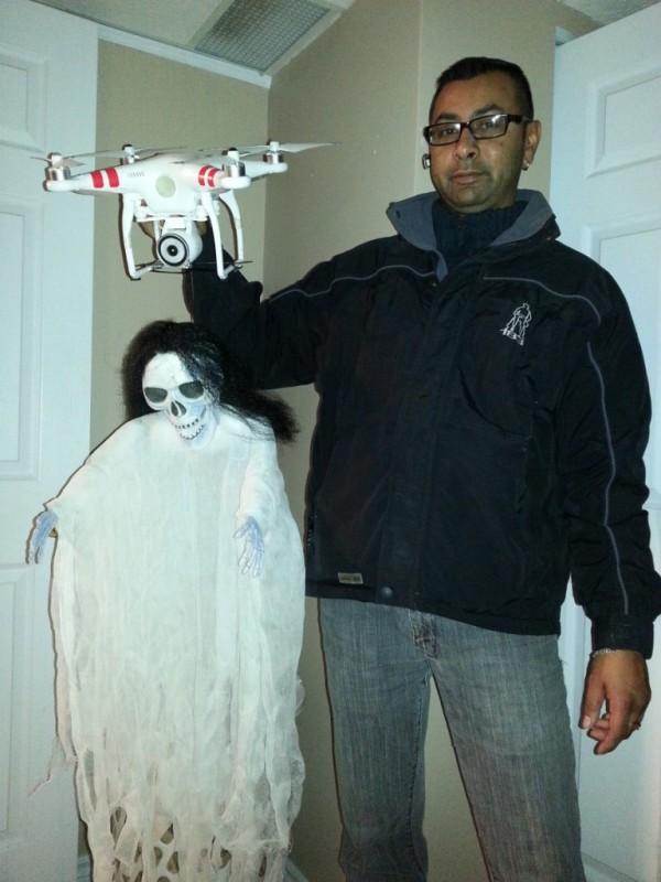 halloween drone reaper