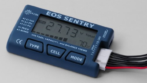 EOS Sentry battery checker