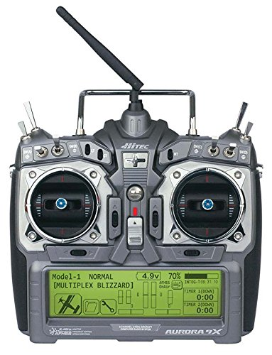 Hitec Aurora 9 2.4GHz Transmitter
