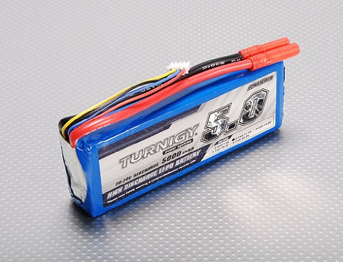 Turnigy 5000mAh 3S 20C Lipo Battery Pack