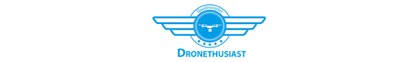 Dronethusiast Newsletter Header