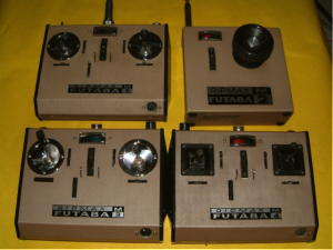 Futaba M Series Radios