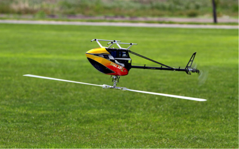 Align T-Rex 700 Helicopter