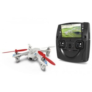 Indoor Hubsan H107D FPV X4 Mini RTF Quadcopter