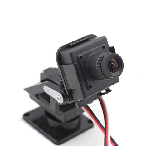 Cámara Boscam CM210 FPV Set Completo PTZ con Platforma Anti-Vibración