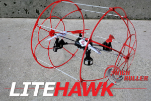 Litehawk High Roller indoor drone