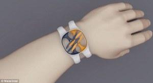 Nixie wrist