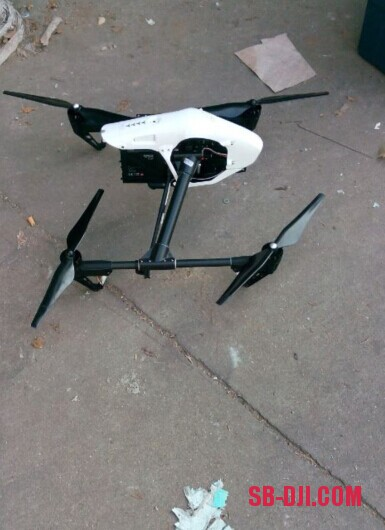 DJI Inspire one leaked photos