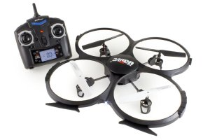 UDI U818A indoor quad