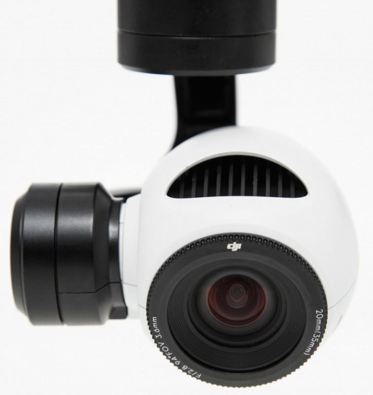 The New 4K DJI video camera