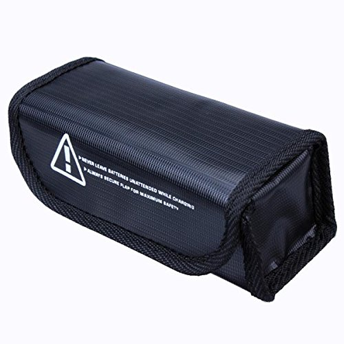 Lipo Battery Storage/Protection Bags 160x65x65mm