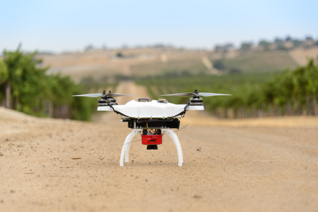 Agriculture Drone Startup Lands $2M Investment From Parrot