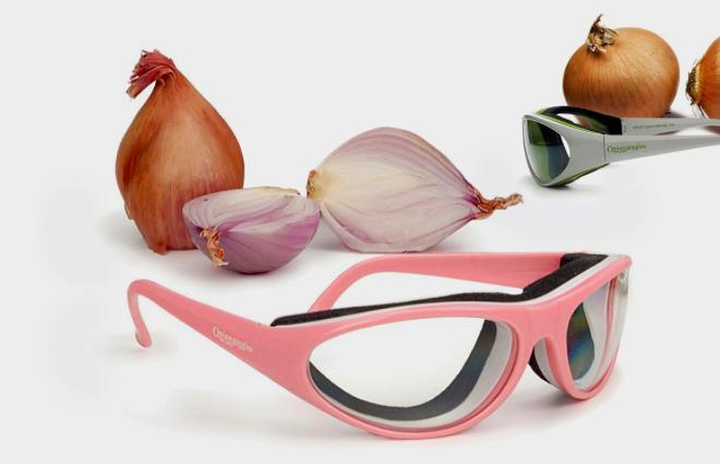 Onion Glasses