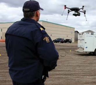 UAVs Bring New Dimension In Crime Scene Investigation