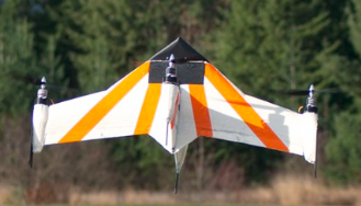 X PlusOne: The Ultimate Hover and Speed Hybrid Drone