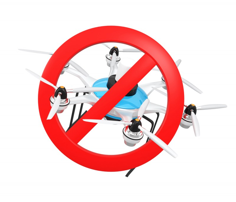 NYC Drone Ban! Legislation To Banish UAVs From The City.