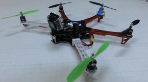 pentacopter custom size
