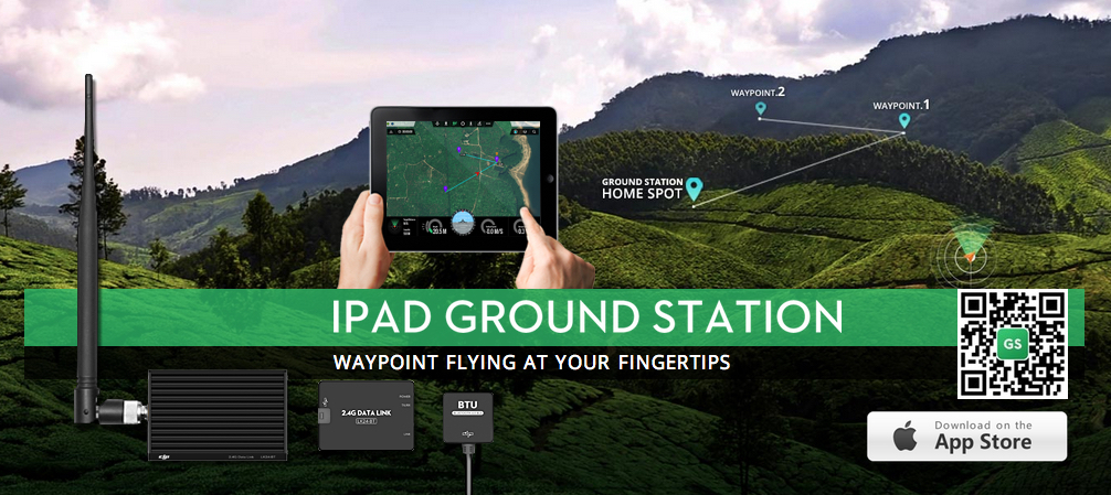Review of the DJI Ground Station iPad App - Dronethusiast