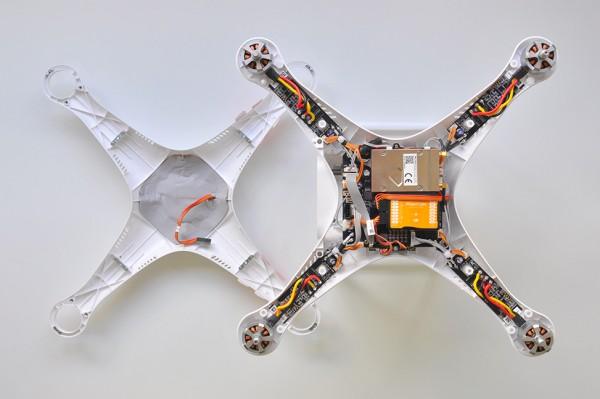 moederbord DJI Phantom drone onderdelen