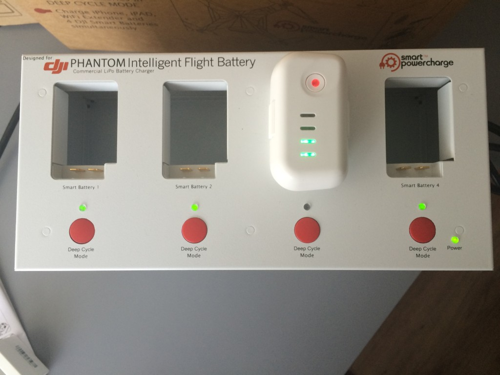 Harga Jual Dji Phantom 2 Quadcopter Wiring Diagram Motor Smart Powercharge Charging Station Review
