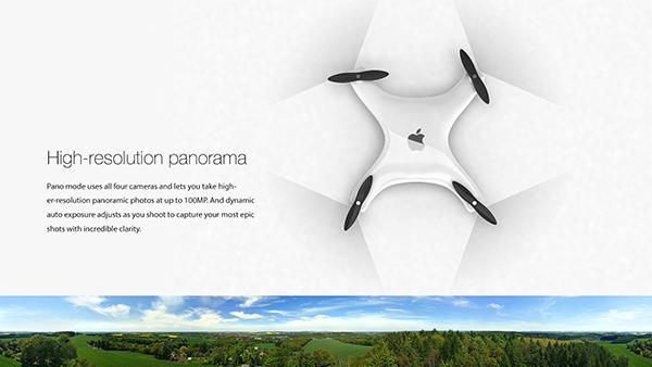 apple drone. Apple Drone