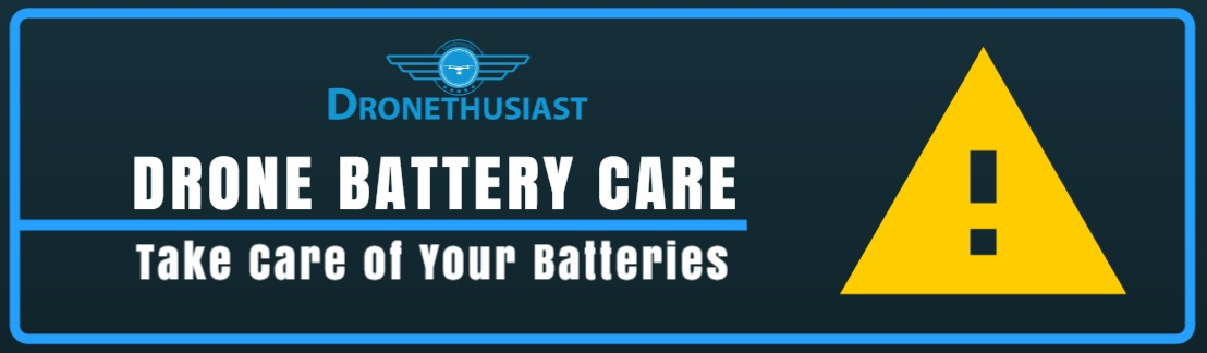 drone battery care