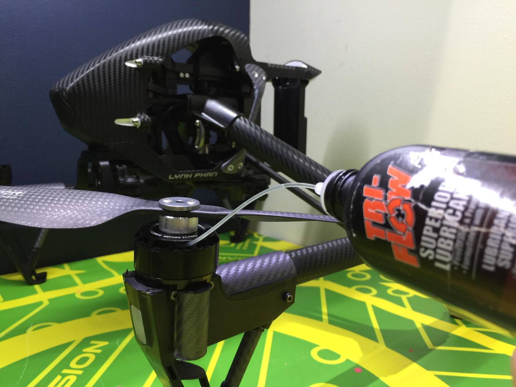 Lynh phan s tips drone motor lubricant to be or not to be for How to lubricate an electric motor