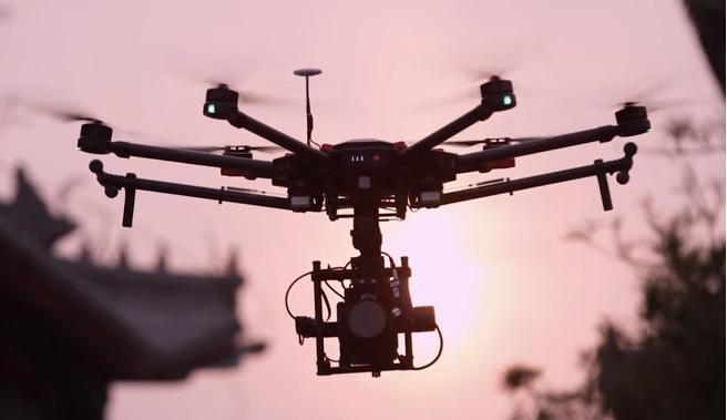 Resultado de imagen para drones modelo DJI M600