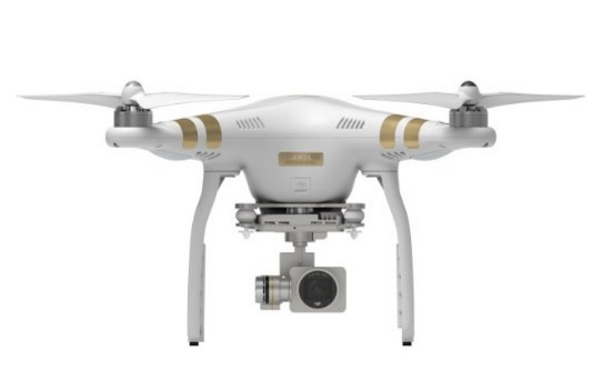 dji phantom 3 outdoor quadcopter drone with camera