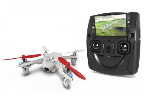 hubsan x4 outdoor drone and camera system