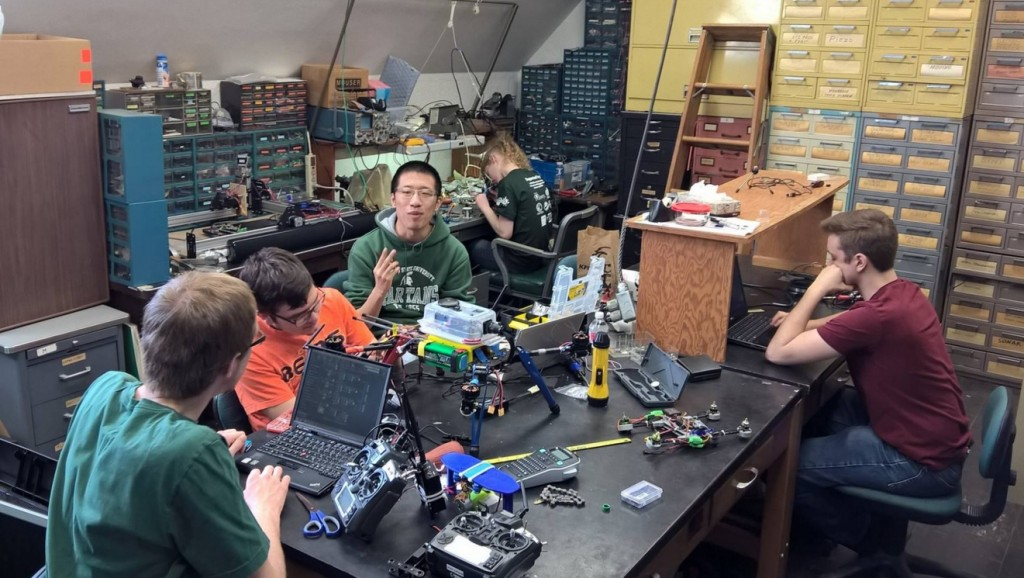 michigan state university unmanned aerial systems group