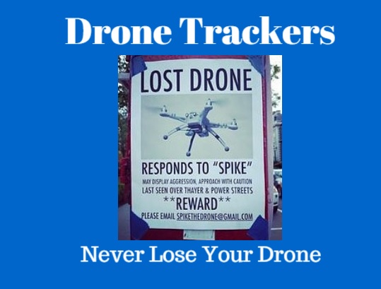 Best Drone Tracker - Quadcopter Tracking Systems