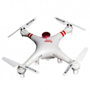drone iisport 4 canales