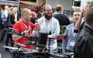 the commercial uav show drone