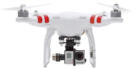 best drone for gopro dji phantom 2
