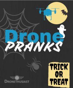 drone prank