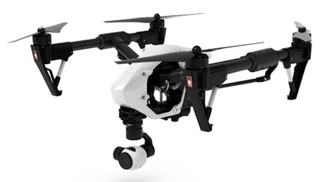 drones in agriculture inspire 1