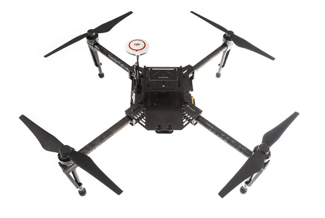 agriculture drone matrice 100