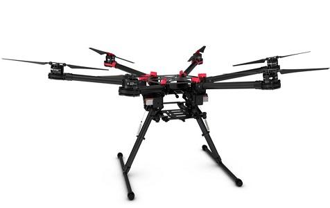 dji matrice best hexacopters
