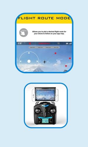 Force1 UDI U818A Blue best drone under 500