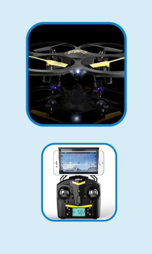 Force1 UDI U818A drone under 500