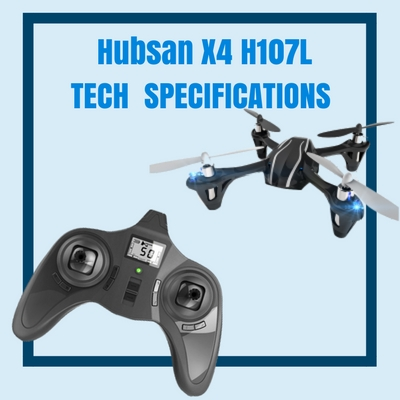 hubsan-x4-h107l-tech-specifications