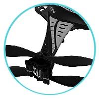 six rotor drone MOTA pro live