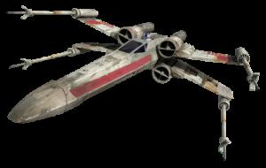 x-wing_fathead star wars drones