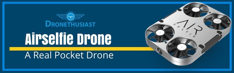 Drone Airselfie Amazon España