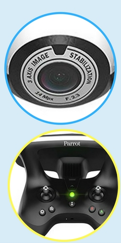 best camera drone for sale bebop parrot specs