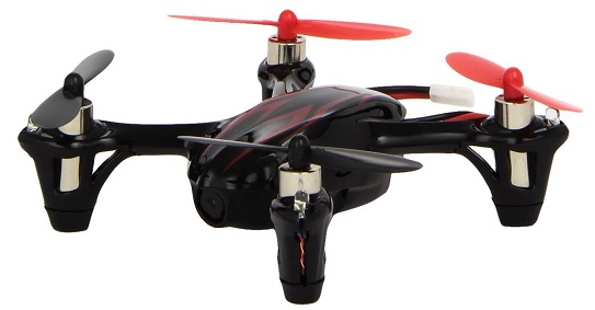 best-drones-for-sale-hubsan-x4-107c